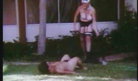 Ebenholz masturbiert pornos kostenlos downloaden mit Spielzeug vorne und hinten